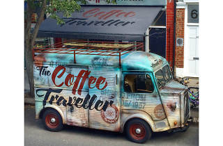 The Coffee Traveller