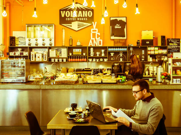Volcano Coffee House