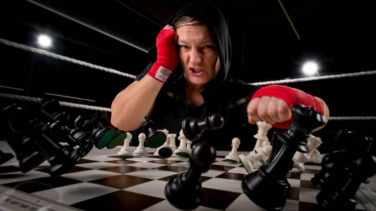 Weird workouts: chessboxing is more than just mind games