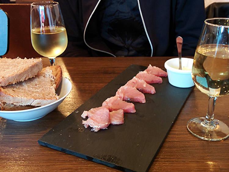 Bar à vins des Batignolles • Les Paresseux