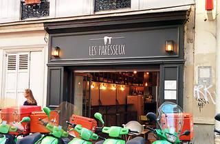 Les Paresseux (© ER/Time Out Paris)
