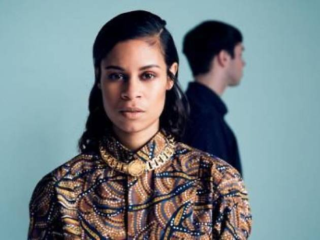 AlunaGeorge DJ Set + Amable & Gato