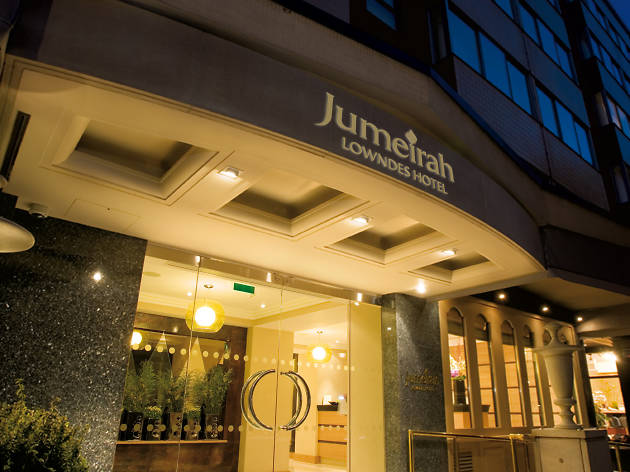 Jumeirah Lowndes Hotel - Entrance