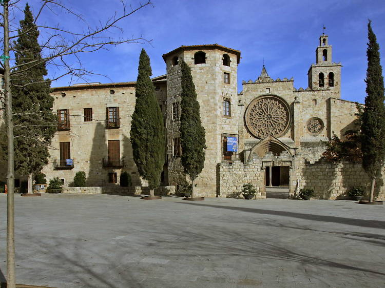 Sant Cugat monastery