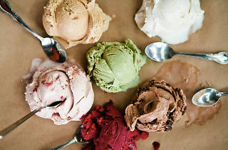 Salt & Straw in Larchmont Village