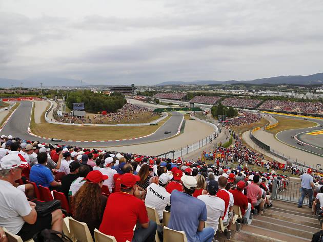 Circuit de Catalunya Montmeló