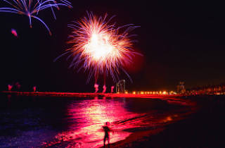 Mercè 2015: XVIII International Pyrotechnic Festival