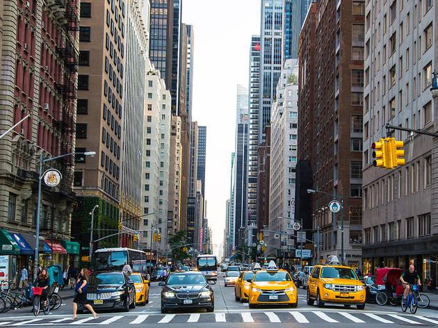 6th Ave, Manhattan