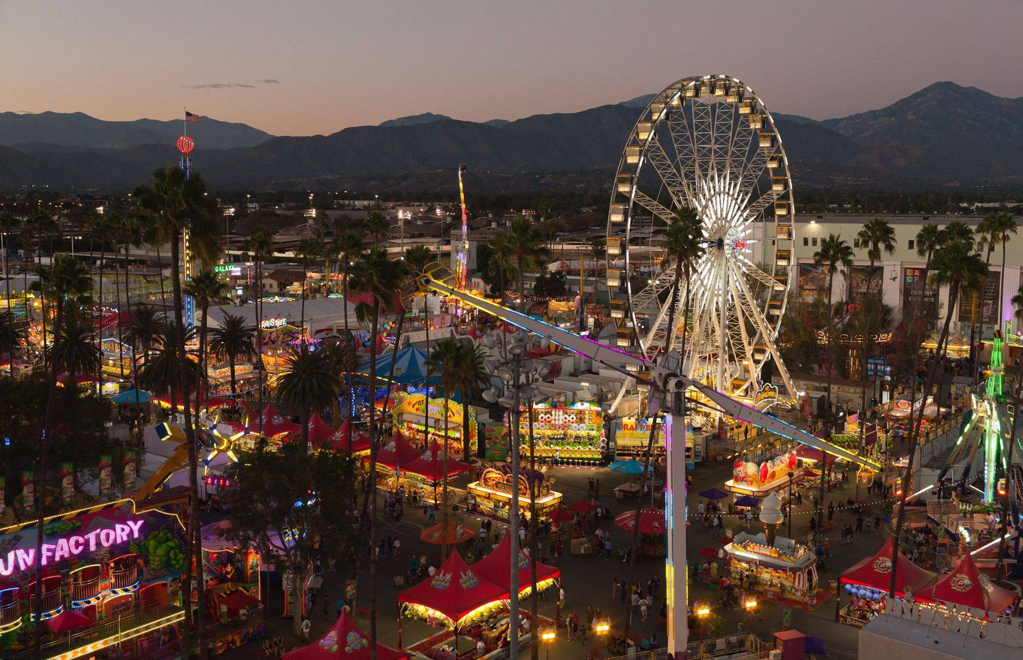 A guide to the L.A. County Fair