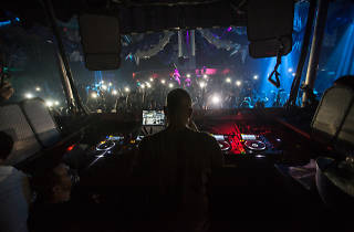 Erick Morillo at Club Space