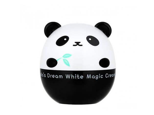 Panda's Dream brightening cream, $14, at tonymolyus.com