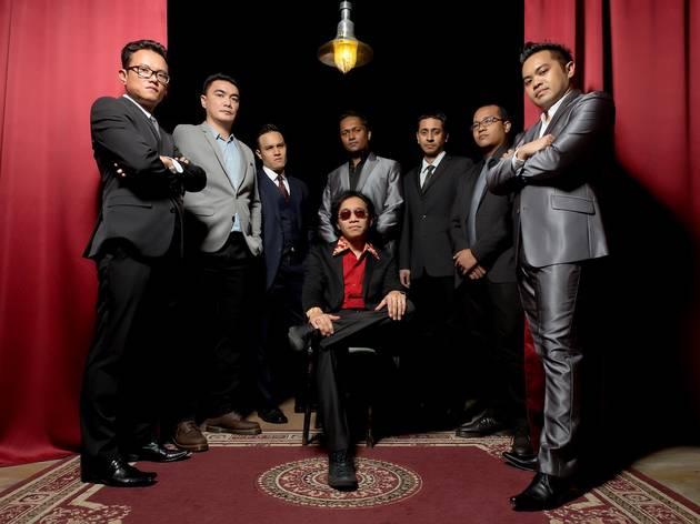 Azmyl Yunor & Orkes Padu 'Was Was' album launch