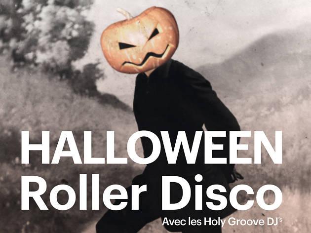 Halloween Roller Disco