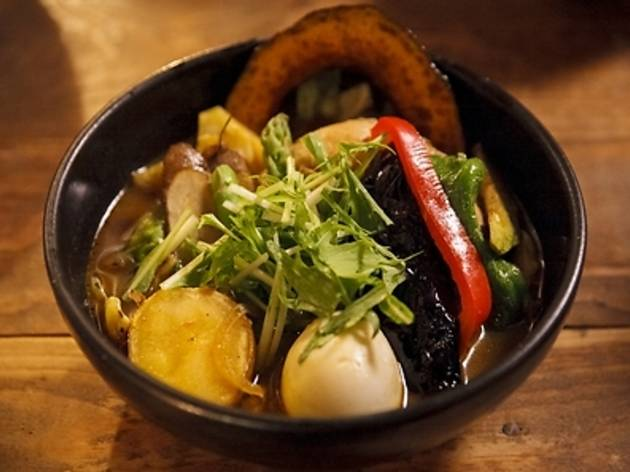 スープカリー 奥芝商店 札幌本店