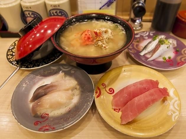 1,000円あったらうまい寿司に使う。