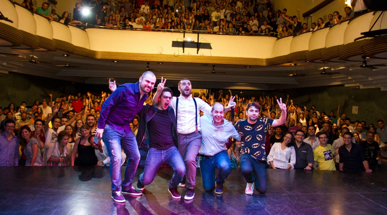 Stand up comedy La culpa es de Colón