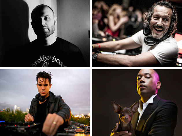 The top DJs to see in NYC this fall