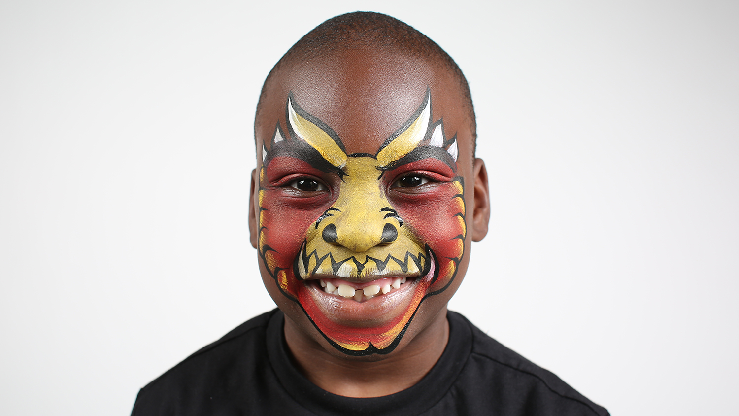 Halloween face paint ideas for kids