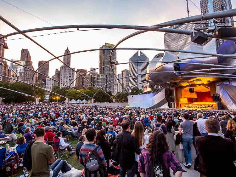 Check out the Millennium Park Summer Concert Series lineup