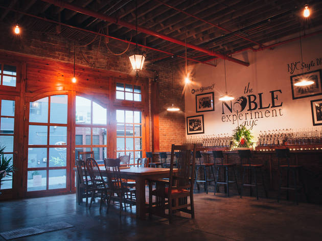 The Noble Experiment NYC