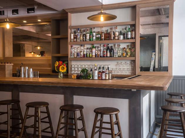 paul wagtouicz - Haymaker Bar And Kitchen