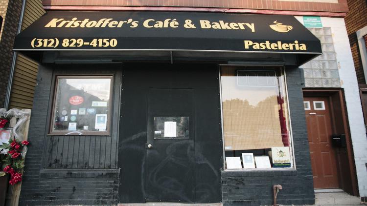 11am: Kristoffer's Cafe & Bakery