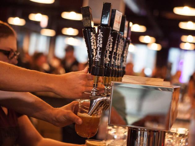 7pm: Lagunitas Brewing Company