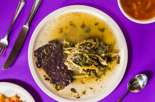 Cocina Oaxaqueña