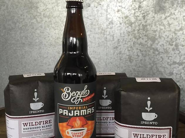 Begyle Brewing's Imperial Pajamas Stout