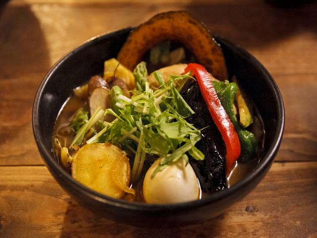 Soup Curry Okushiba Shoten, Sapporo | Time Out Tokyo