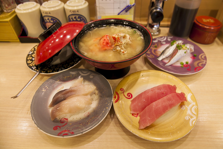 Kaitenzushi Toriton Maruyama, Sapporo | Time Out Tokyo