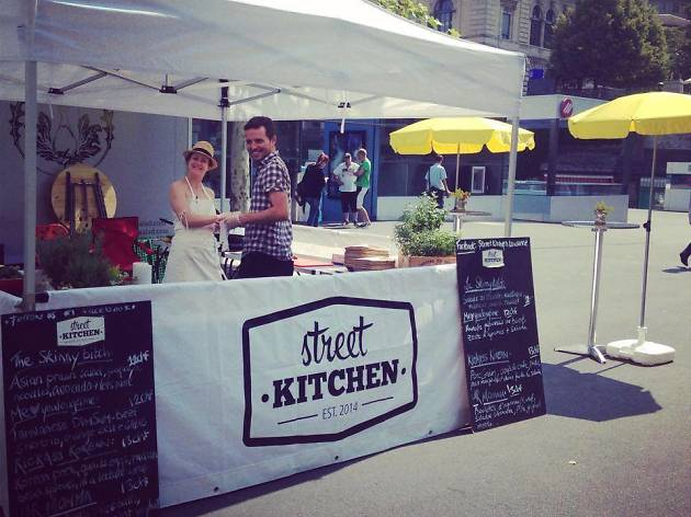 Street Kitchen at Geneva Street Food