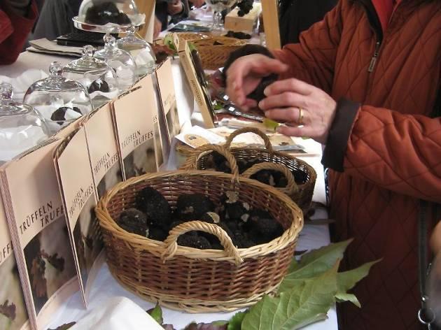 Bonvillars Truffle Market