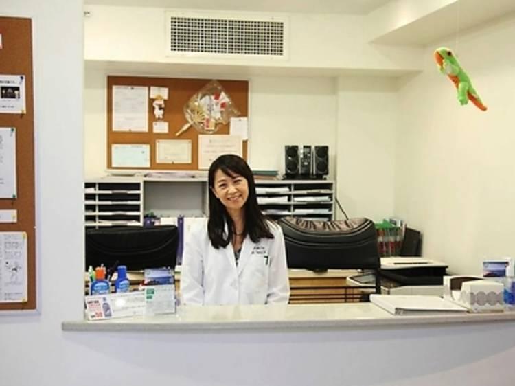 1. グアムの日本人医師に頼る
