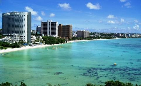 1. 島にあるホテルルームの90%がオーシャンビューである