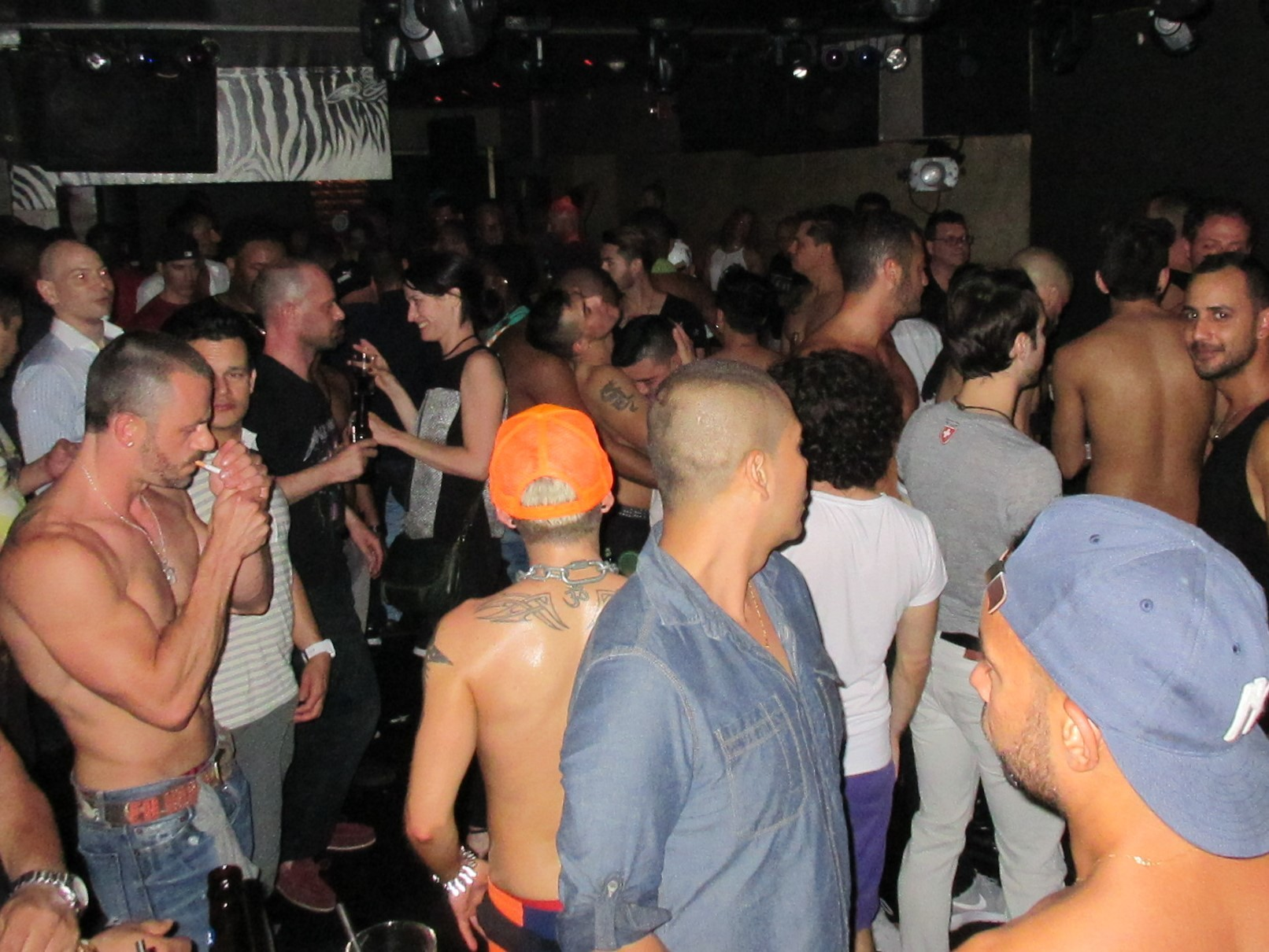 gay nightlife miami