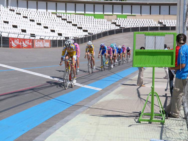 Ciclisme en pista