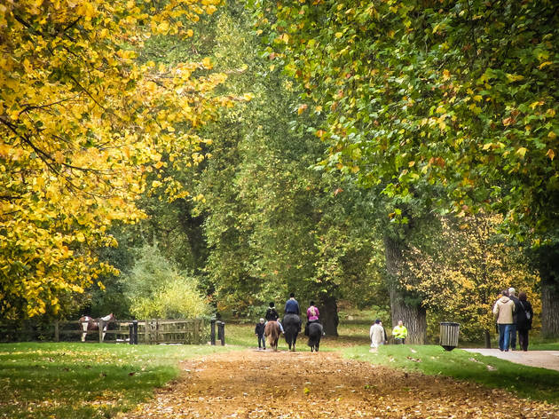 Ten London dates perfect for autumn