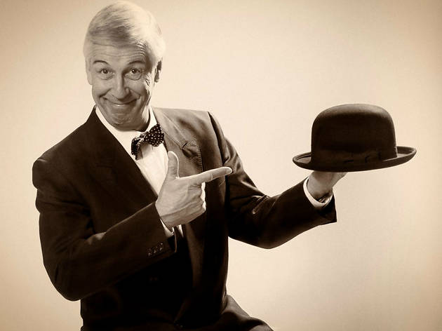 …And This is My Friend Mr Laurel