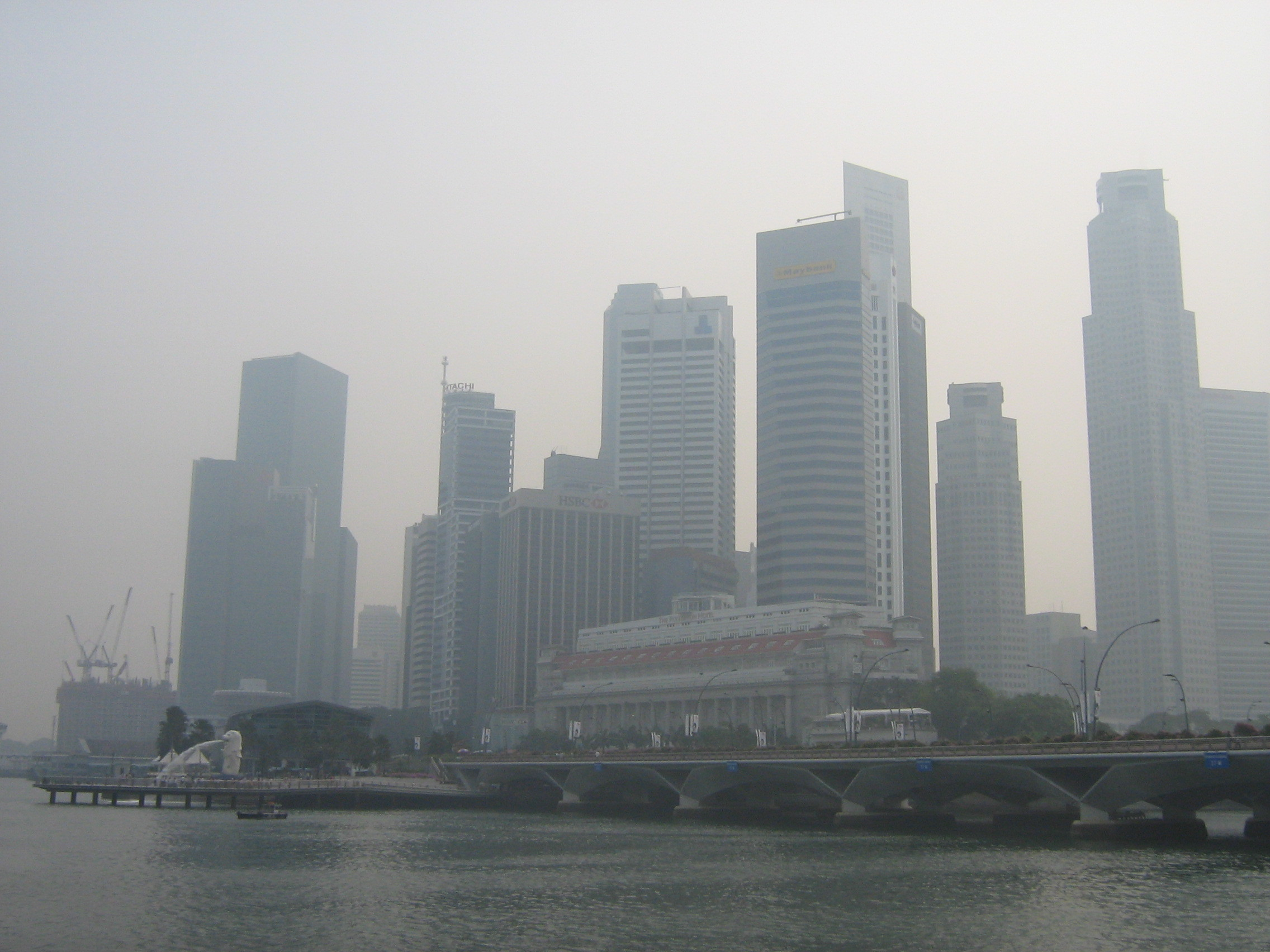 Things to do during the haze in Singapore
