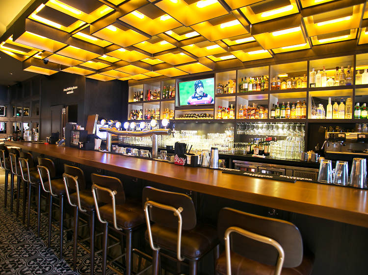 The best pubs in Singapore
