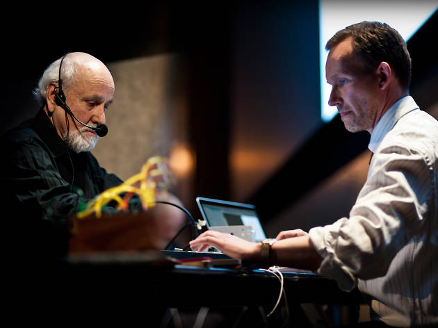 Morton Subotnick and Lillevan
