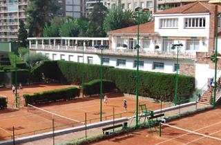 Club Tennis Barcino