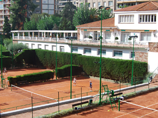 Club Tennis Barcino