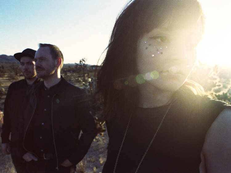 Chvrches talk internet trolls and their new album