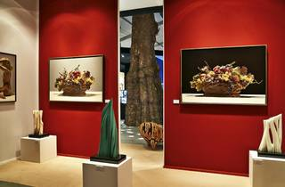 (LAPADA Art & Antiques Fair 2014. Photo: Tom Mannion)