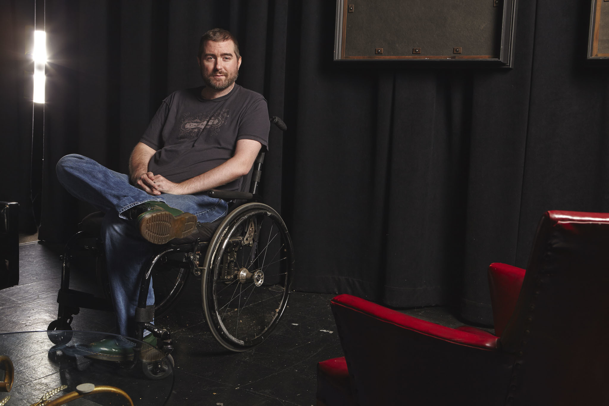 2015 Time Out Chicago Theater Awards: Michael Patrick Thornton