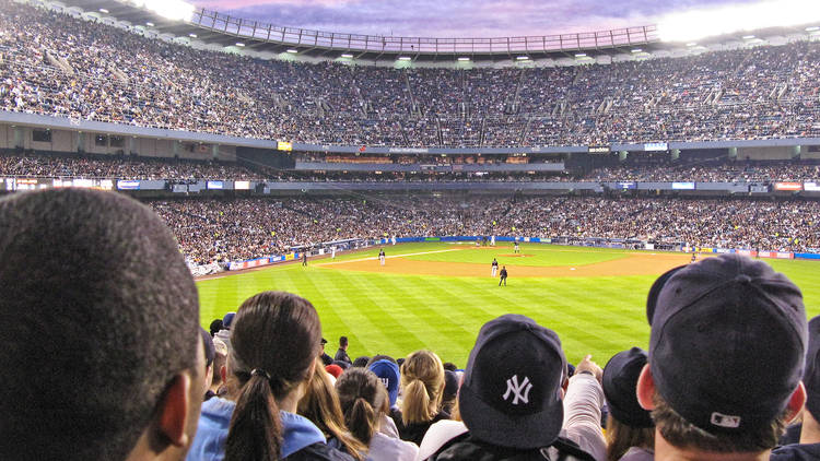 Mets-Yankees games