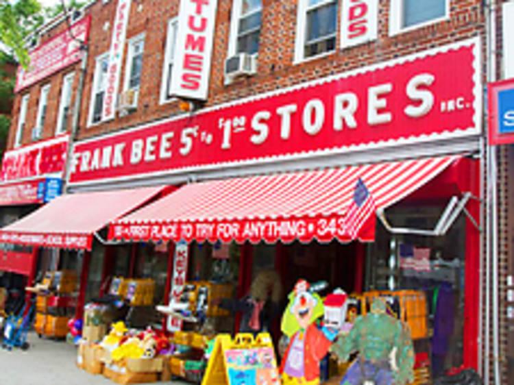 Frank Bee Costume Center