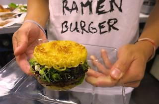 RAMEN BURGER TOKYO